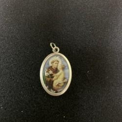 Médaille de Saint-Antoine couleur