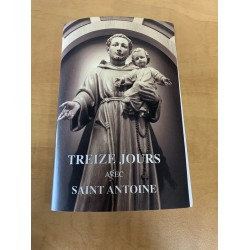 Livret 13 jours avec St-Antoine