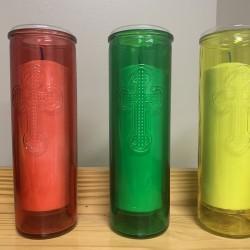 Lampion 8 pouces couleurs variées