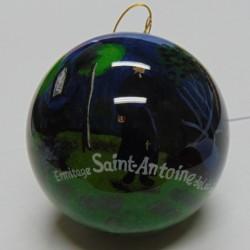 Boule de Noël à l'image de l'Ermitage